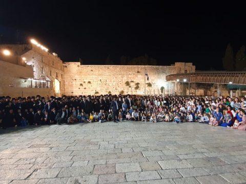 Négyszáz leszármazottjával ünnepelte 104. születésnapját egy holokauszttúlélő