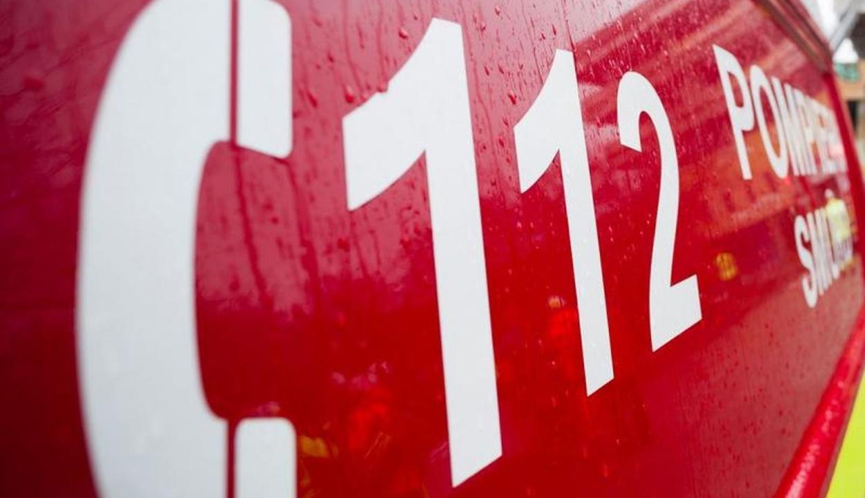 A 112-re tavaly beérkezett hívások csaknem fele indokolatlan volt