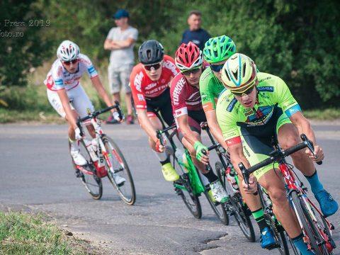 Jonas Rapp a kerékpáros körverseny győztese