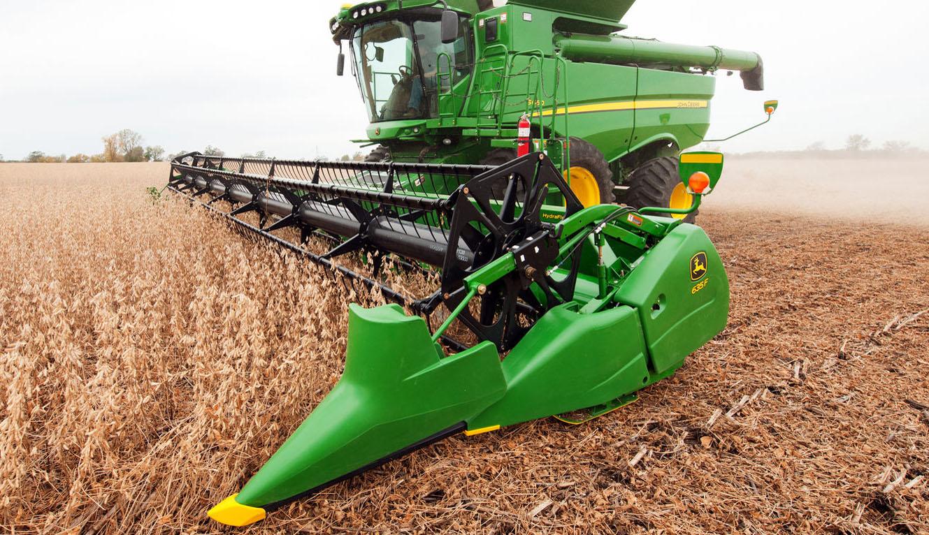 Szünetel az aratás