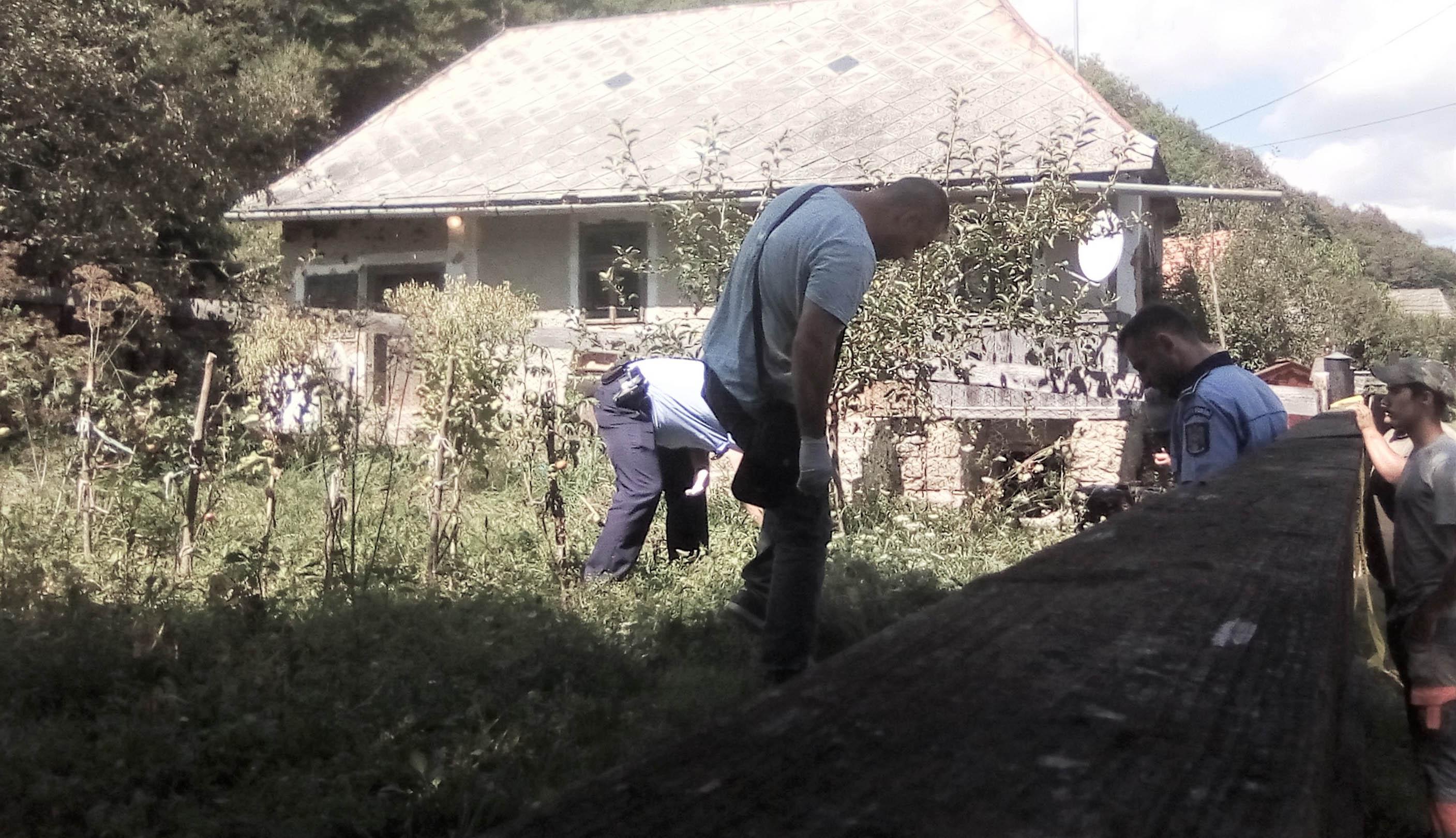 Kettős gyilkosság Csernátonban