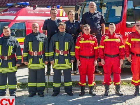 Nők is jelentkezhetnek a tűzoltóiskolába