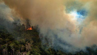 Folyamatosan küzdenek a lángokkal az Amazonas őserdőben
