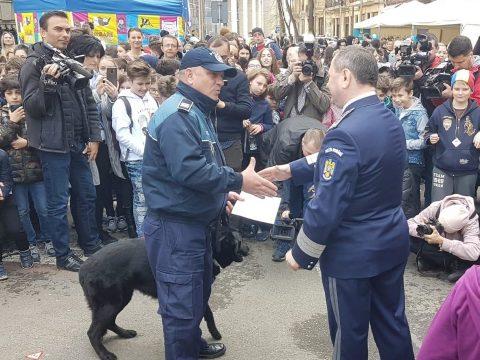 Rendőrkutya buktatta le az álrablás bejelentőjét
