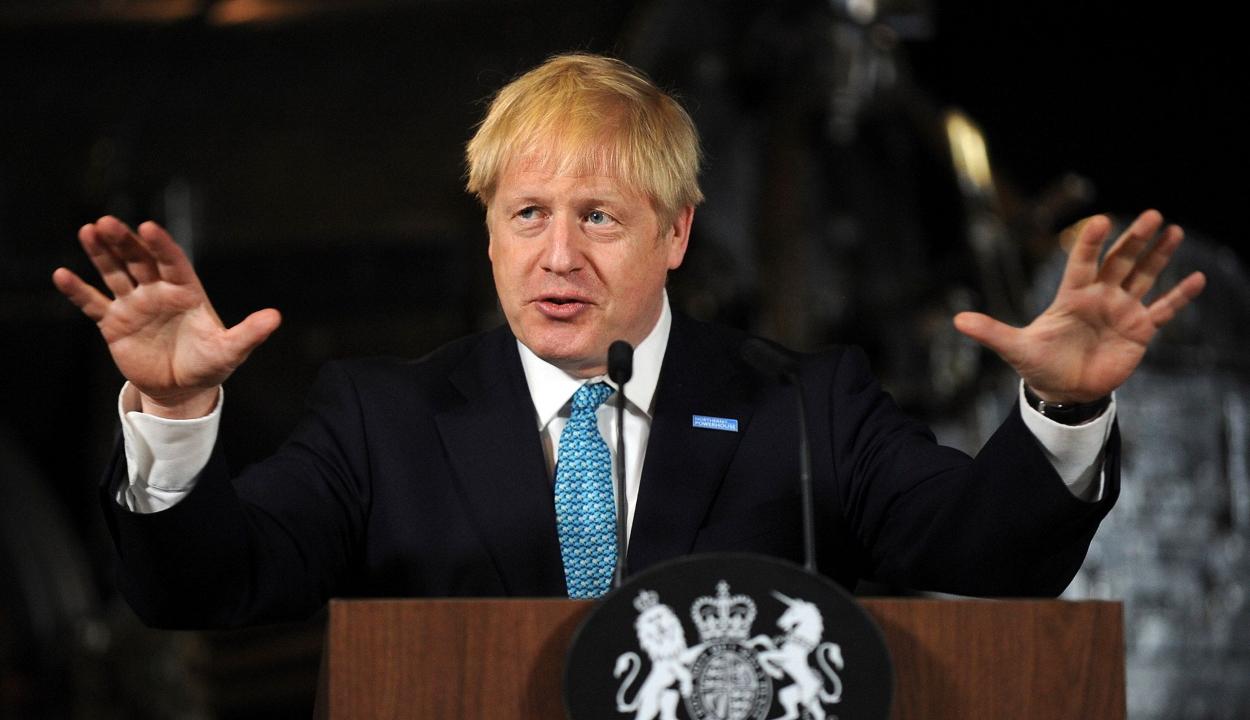 """Boris Johnson szerint a Brexit ellenzői """"összejátszanak"""" az EU-val"""