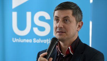 Újabb mandátumot kapott Dan Barna az USR elnökeként