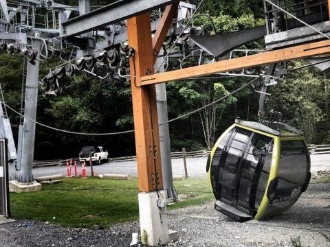 Szándékosan elvághatták egy drótkötélpálya kötelét Kanadában