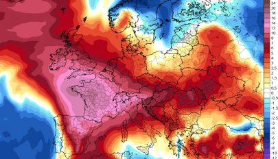 Az eddigi legmelegebb hónap lehet a Földön az idei július