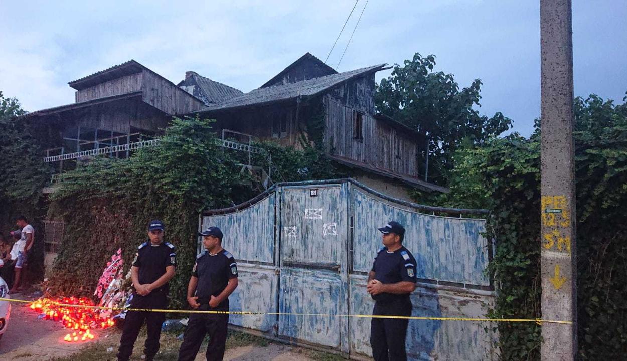 A DIICOT befejezte a nyomozást Gheorghe Dincă házában