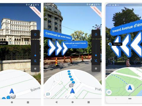 Romániában is elindította új közlekedési alkalmazását a Google