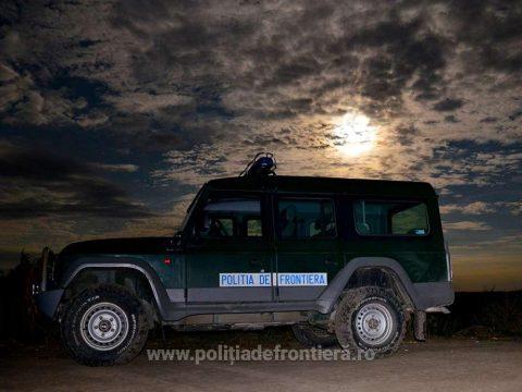 A magyar határ előtt állítottak meg egy 16 fős csoportot a román hatóságok