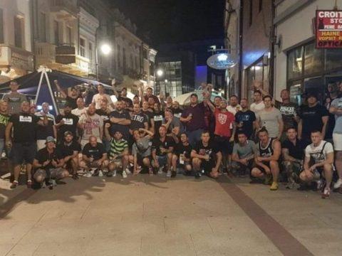 A Honvéd szurkolóira támadtak a Craiova ultrái