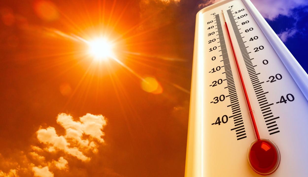 2020 volt a legmelegebb év Európában
