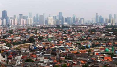 Új fővárosa lesz Indonéziának