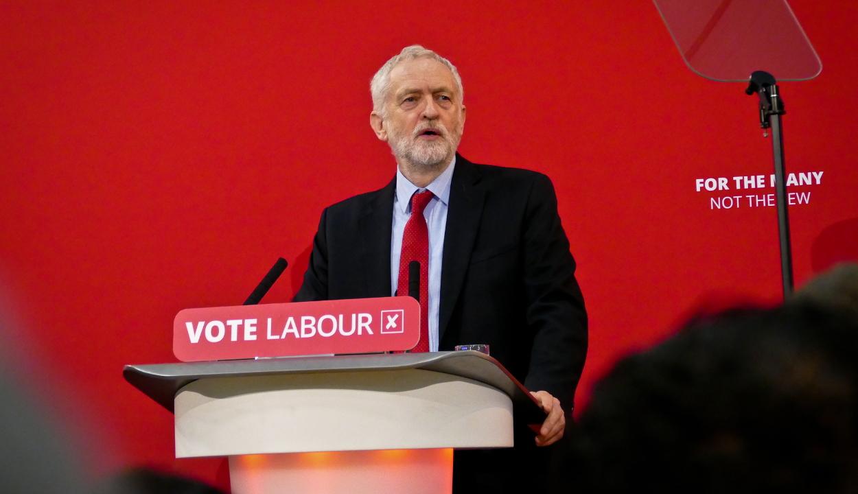 Brexit: a Munkáspárt vezetője szerint előrehozott parlamenti választásra van szükség