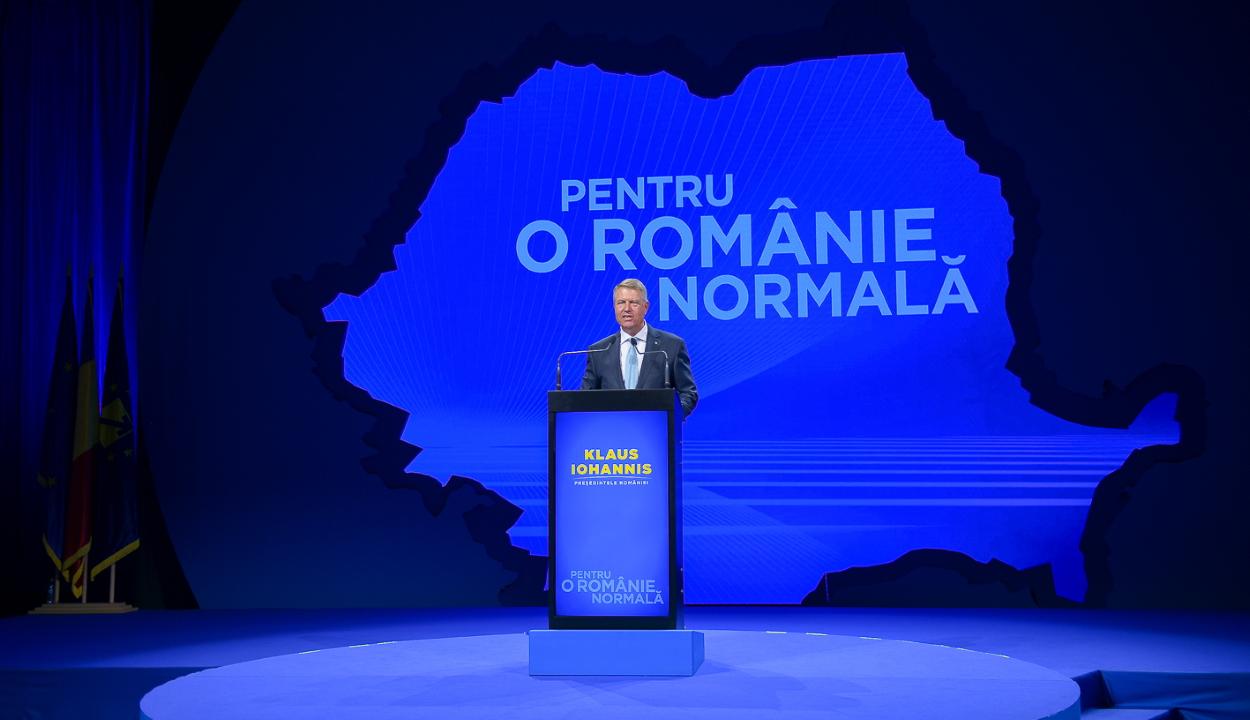 Johannis normális Romániát ígér választóinak