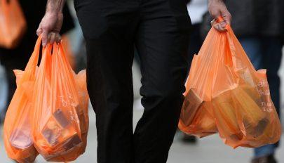 A műanyagzacskók betiltását tervezik Németországban
