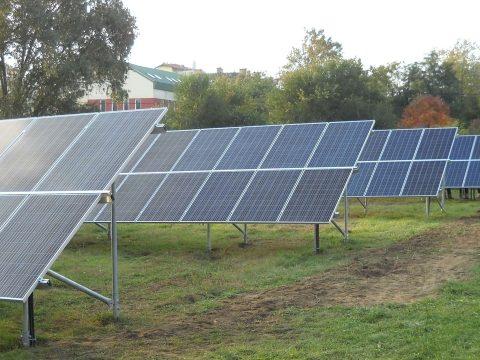 Jelentősen nőhet a napelemek hatásfoka