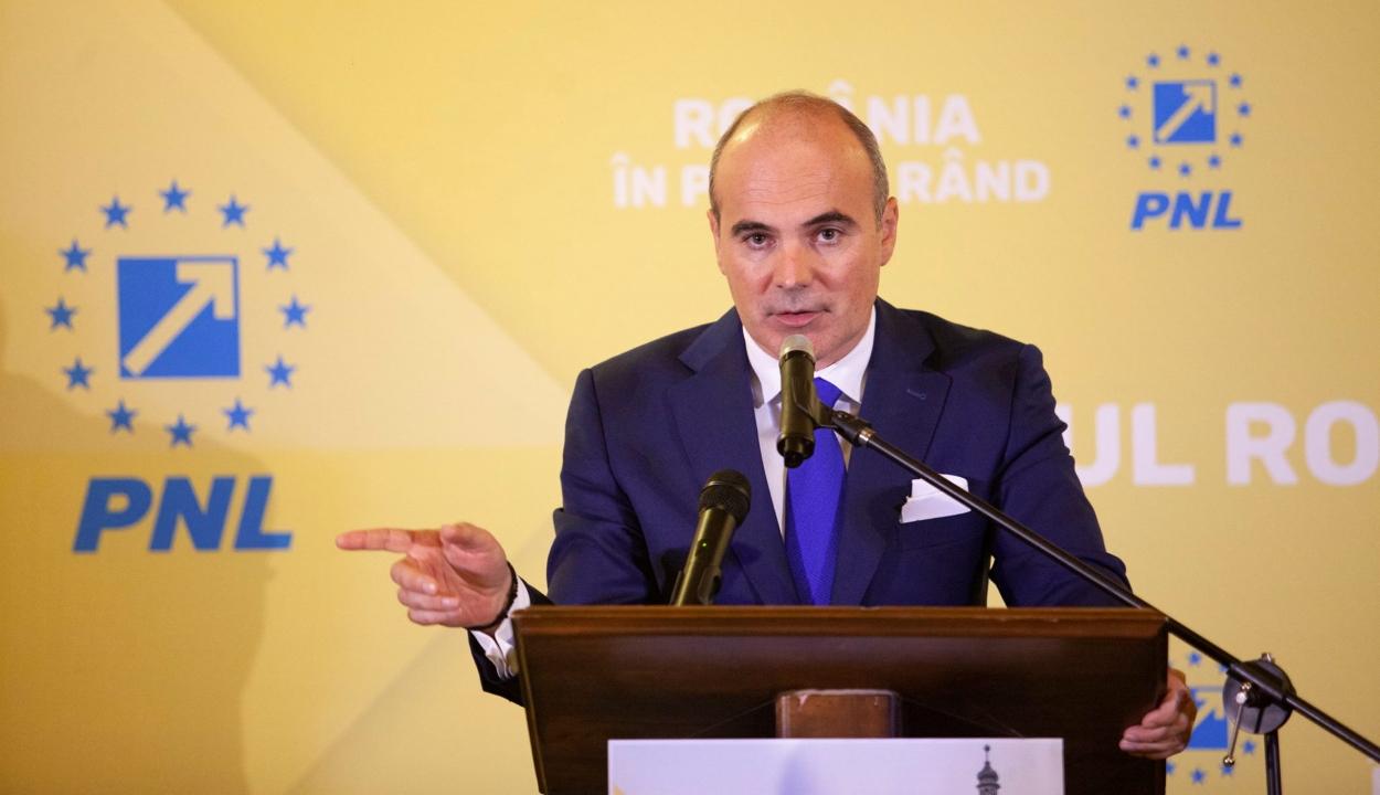A PNL első alelnökévé választották Rareș Bogdant