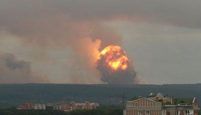 Orosz meteorológusok elismerték, hogy radioaktív gázfelhő miatt nőtt meg a háttérsugárzás