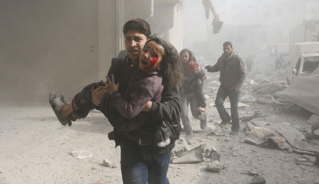 Százezernél is több lehet az elraboltak, fogvatartottak és eltűntek száma Szíriában