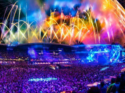 Több mint 372 ezren vettek részt a kolozsvári Untold fesztiválon