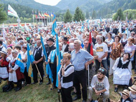 Ökumenikus istentiszteleten emlékeztek meg az úzvölgyi csata 75. évfordulóján