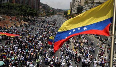 Zároltatta a venezuelai kormány minden vagyonát Donald Trump