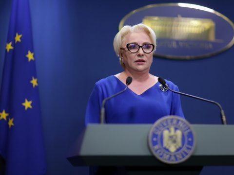Dăncilă: bizalmi szavazást kérünk a parlamentben