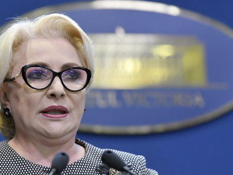 Dăncilă: a PSD folytatja a kormányzást; ügyvivő minisztereket nevezünk ki