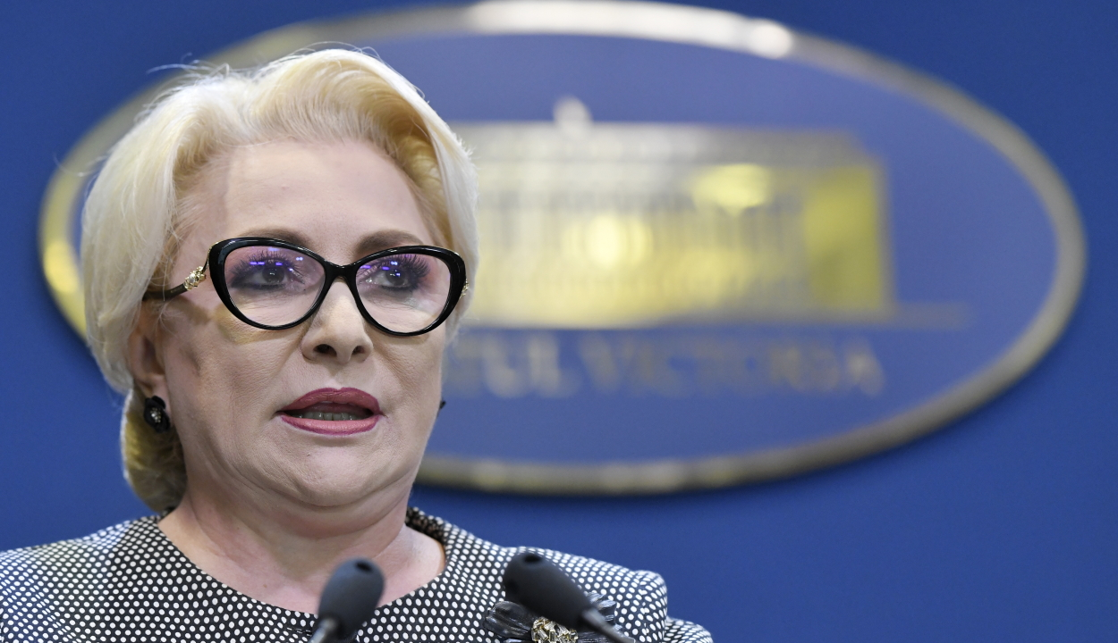 Dăncilă Johannisról: a nulla elnök nulla kormányt akar
