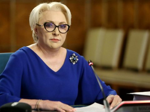 Dăncilă: pozitív költségvetés-kiigazítást fogad el a kormány