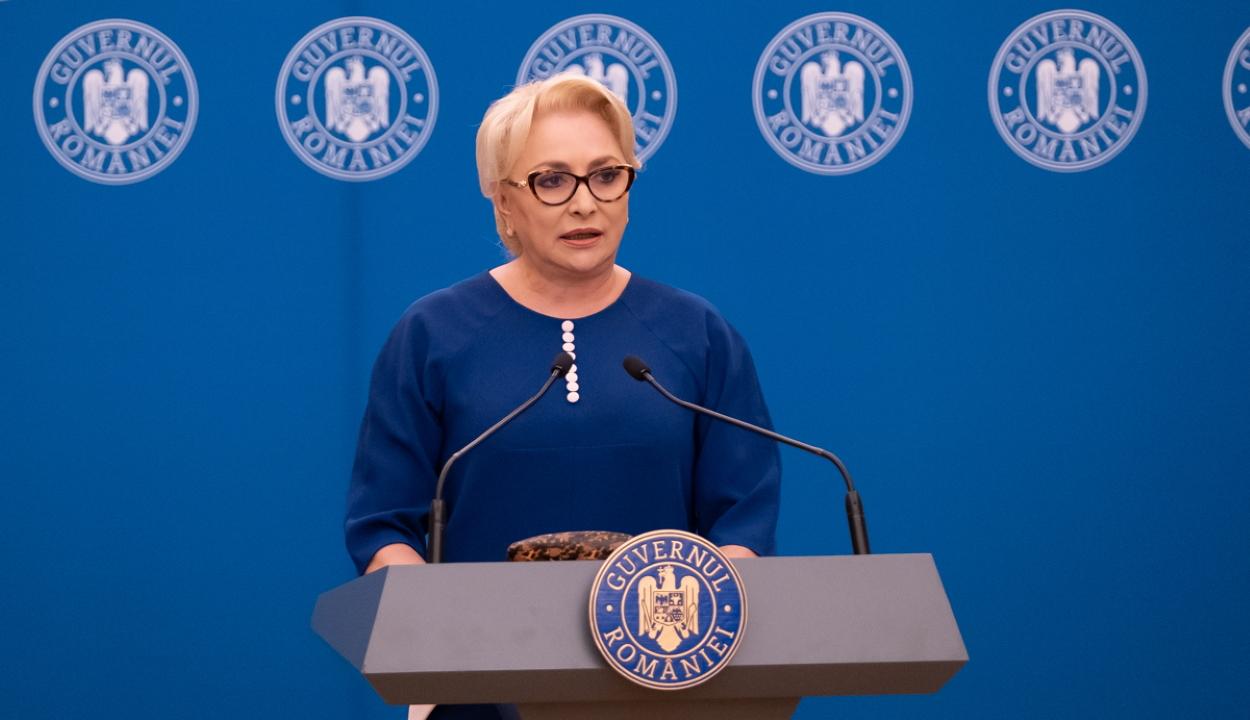 Hivatalos látogatáson tartózkodik hétfőtől az Egyesült Államokban Viorica Dăncilă