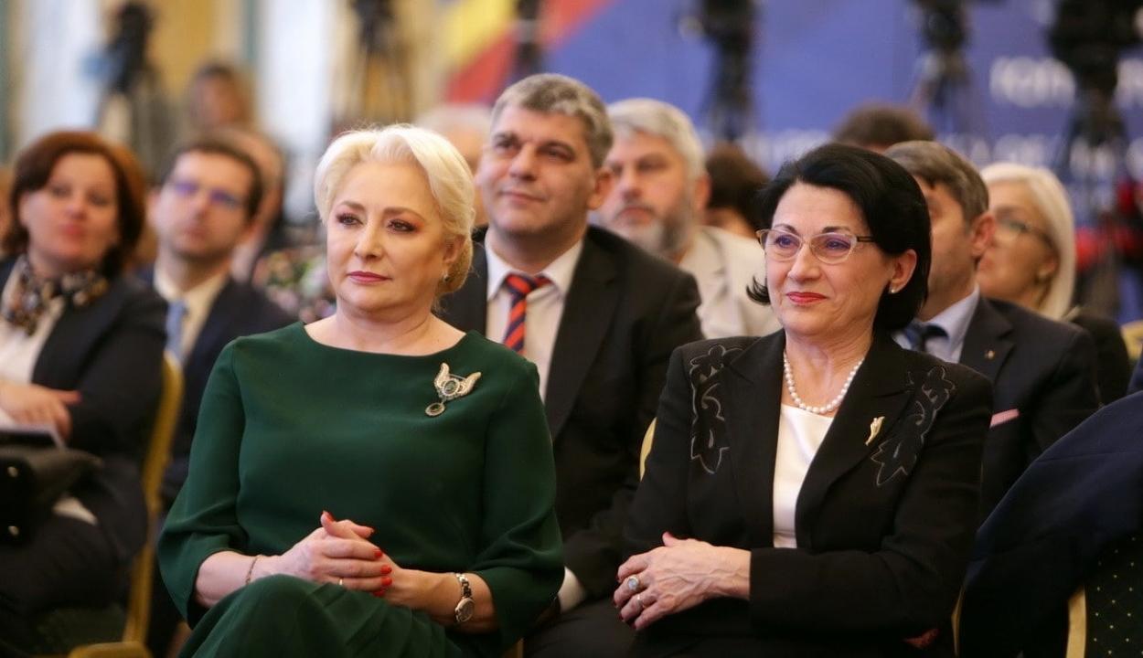 Leváltotta Ecaterina Andronescu tanügyminisztert a kormányfő