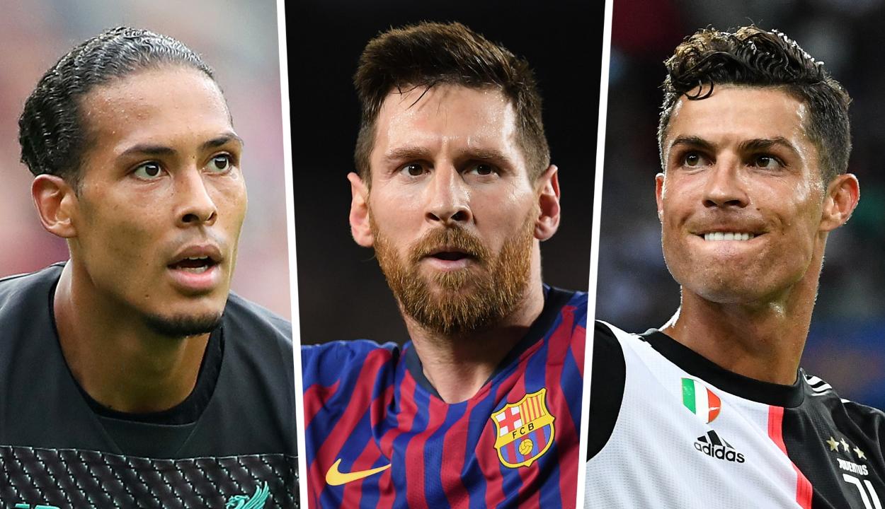 FIFA-gála: megvannak a jelöltek az Év játékosa díjra