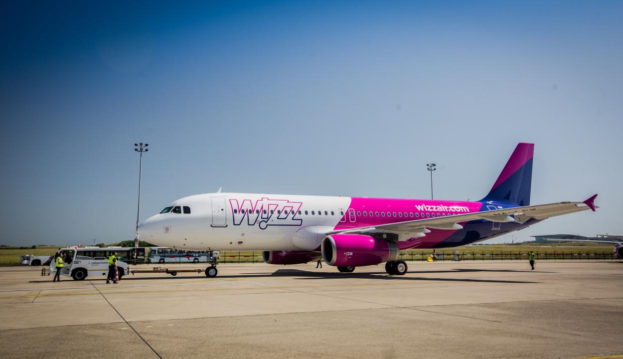 Súlyos fogyasztóvédelmi bírságot kapott a Wizz Air