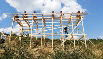Építőtábor Besenyőn