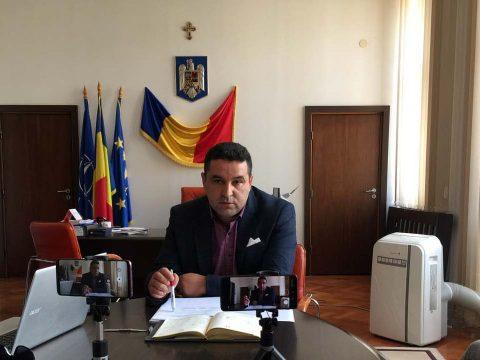 Menesztette a kormány Kovászna megye prefektusát