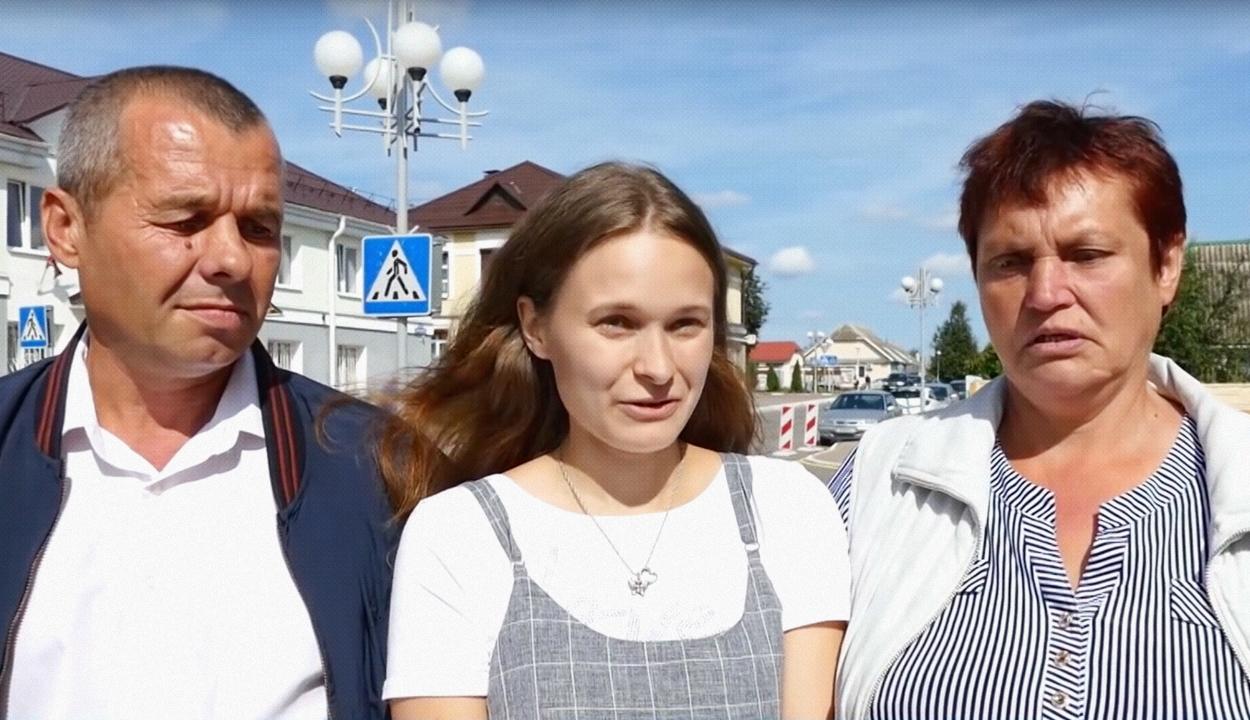 Húsz év után találta meg szüleit egy fehérorosz lány