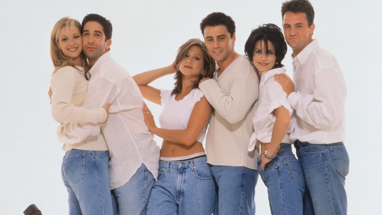 25 éve Jóbarátok