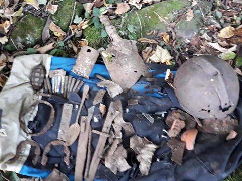 Úzvölgye: állati eredetűek azok a csontok, amelyeket a 150. román katonának tulajdonítottak