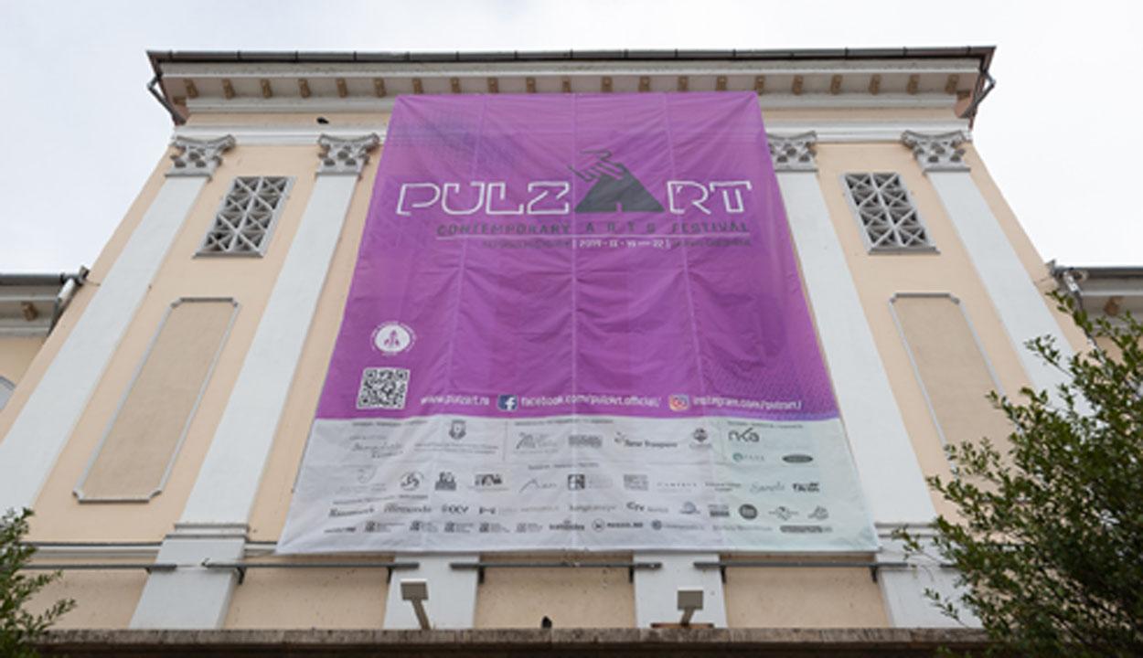 A hetedik PulzArt Kortárs Művészeti Fesztivál