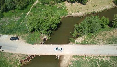 Az Olt-híd építési akadályai