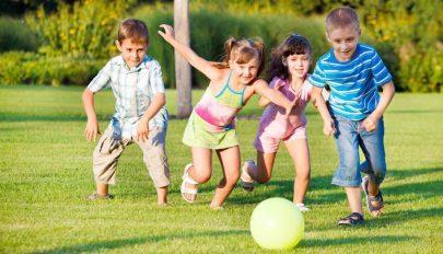 A játék és a mozgás fontossága