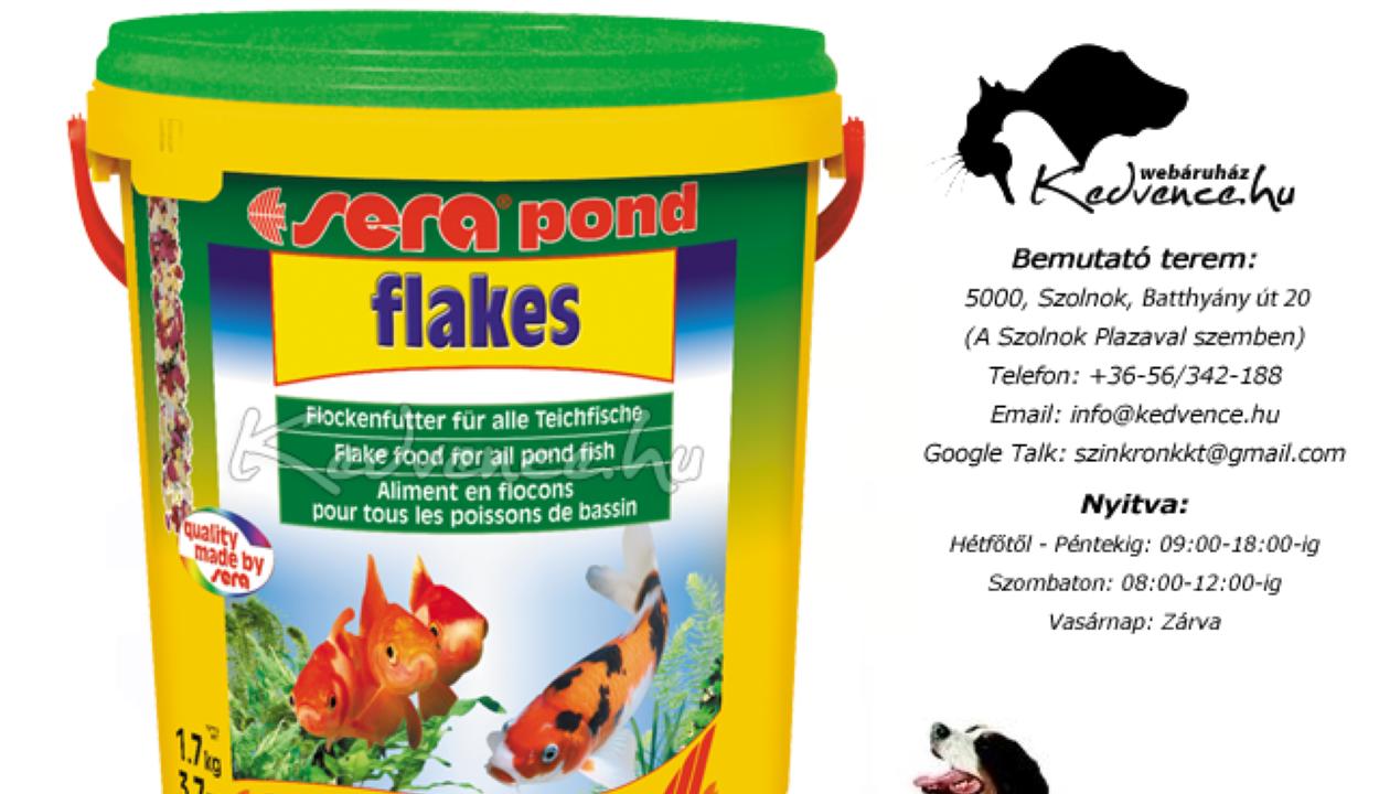 Mit adjunk enni a kerti tavi halaknak?