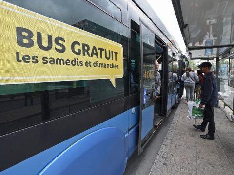 Kétszer annyian buszoznak, mióta ingyenes