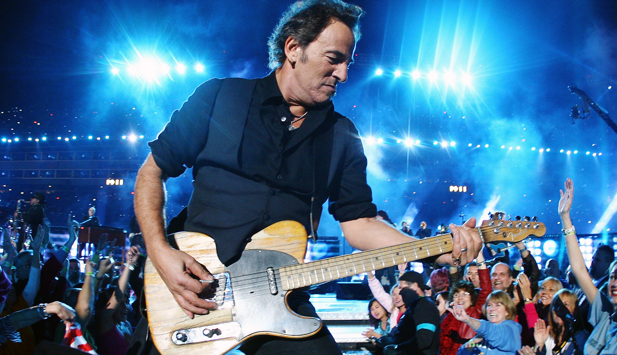 Bruce Springsteen 70 éves
