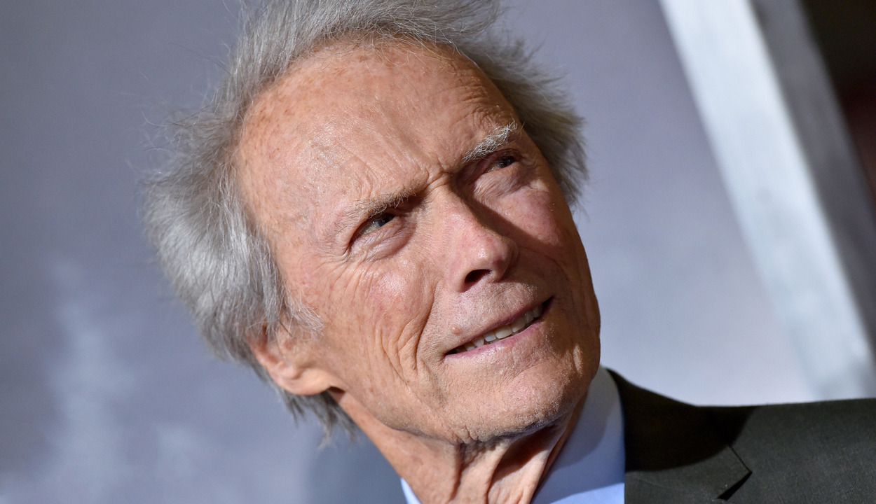 Nem halt meg  Clint Eastwood!