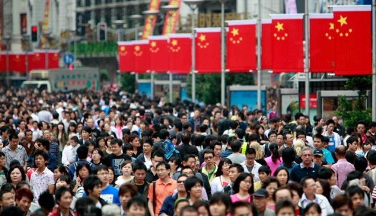 70 éves a Kínai Népköztársaság