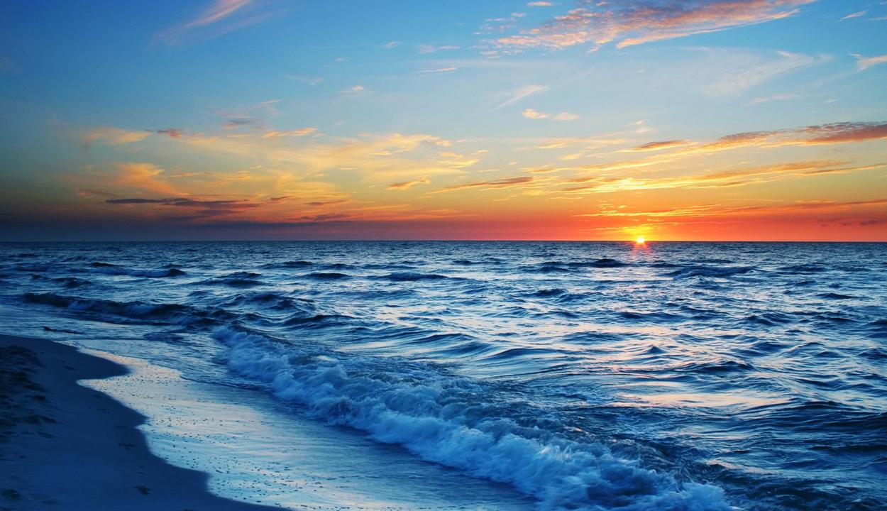 Minden óceán mélyére lemerült